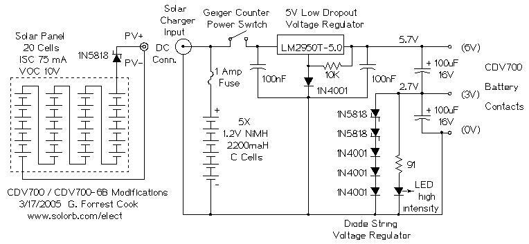 cdv700mods hot rodding a cdv700 geiger counter