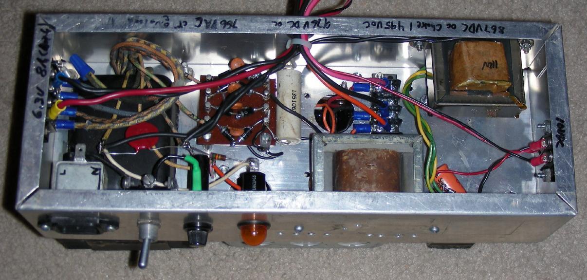 W0RIO Transmitter Power Supply V3