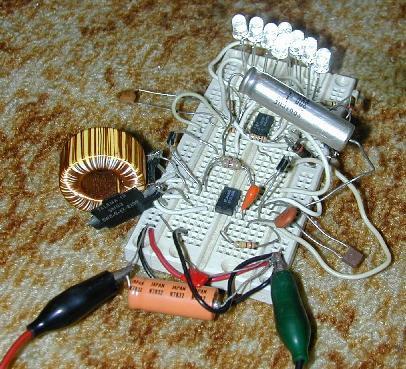 high efficiency 12v white led driver